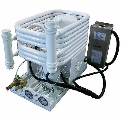 MARINE BOAT AIR CONDITIONER/CONDITIONING 120,000 BTU WATER-COOLED CONDENSER UNIT