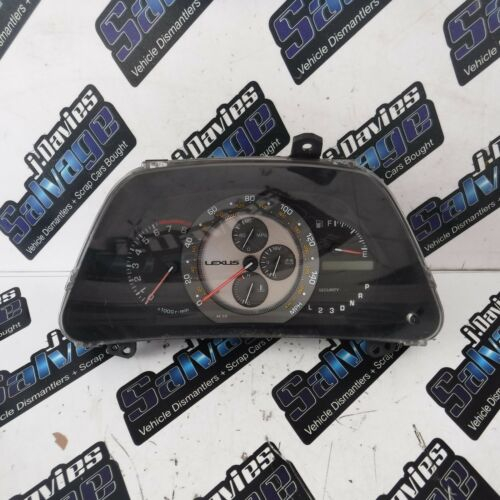 LEXUS IS200 SE AUTO 01 JDS REF-834 / SPEEDO CLOCKS SPEEDOMETER 83800-53350