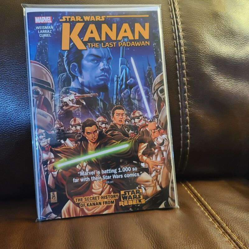 Star Wars Kanan The Last Padawan #1 First Print