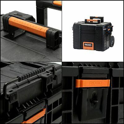 Tool Box Cart 22 in. Pro Gear Storage Organizer Lockable Por