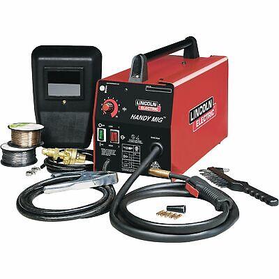 Lincoln Electric Handy Mig Portable Welder -mig Flux-cored K2185-1