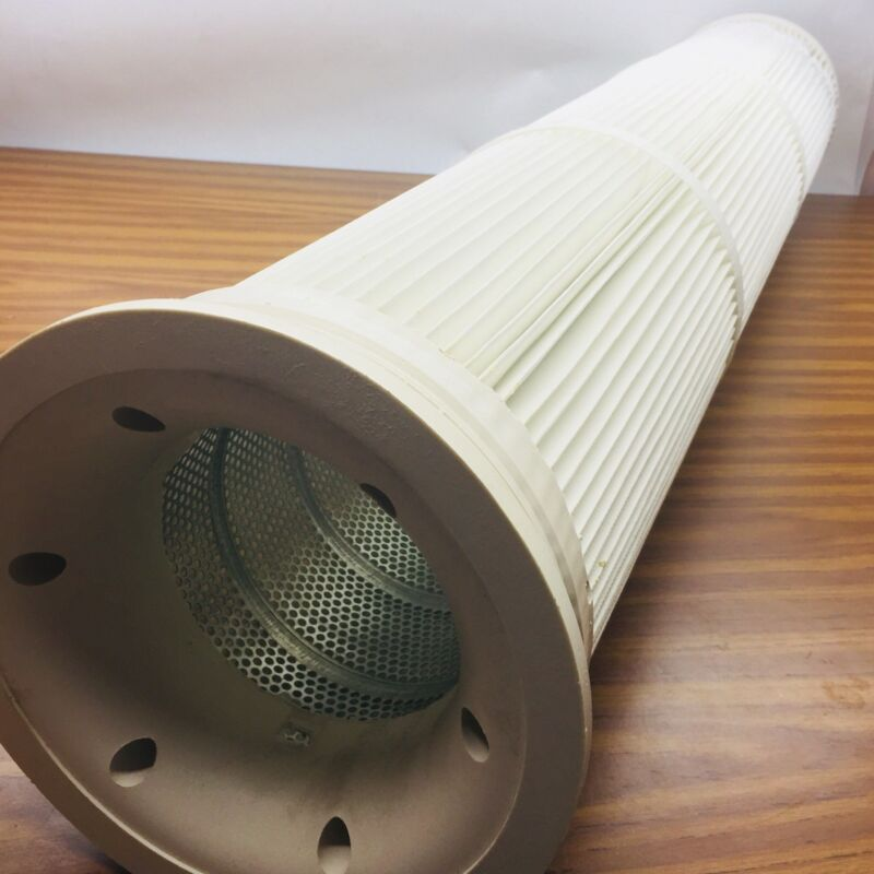"""C & W #CD029  8"""" X 39"""" FILTER CARTRIDGE CP DUST COLLECTOR"""