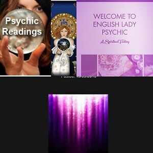 PSYCHIC MEDIUM TRUSTED In person  or by phone Scarborough Stirling Area Preview