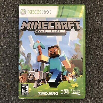 Minecraft (Microsoft Xbox 360, 2013)