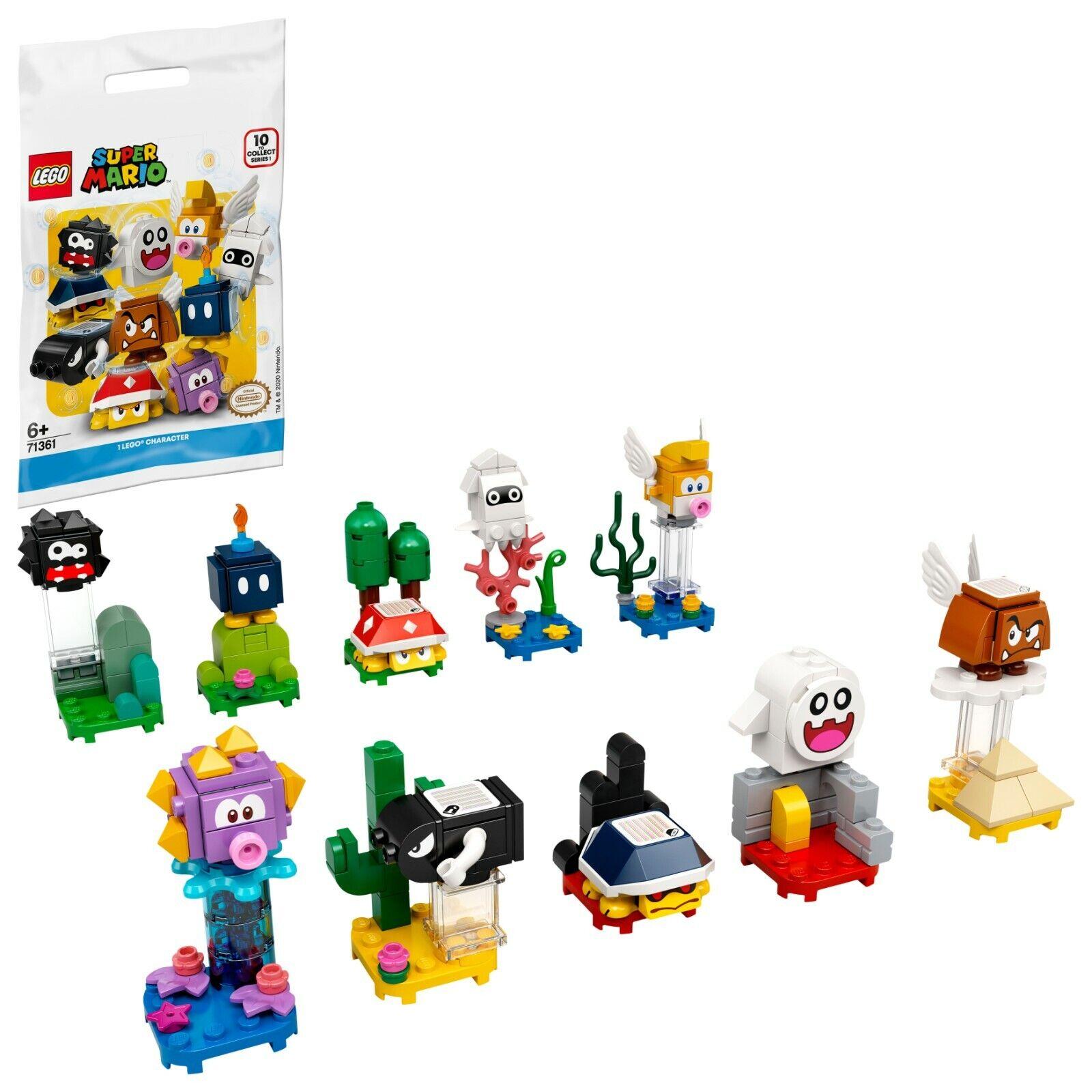 LEGO® 71361 Mario-Charaktere-Serie - freie Auswahl / alle 10 Sets - NEU in OVP