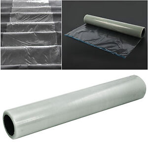 60CM X 100M STRENGTH CLEAR ROLL SELF ADHESIVE CARPET PROTECTOR PROTECTION FILM