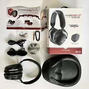 V-MODA Crossfade LP2 Limited Edition Headphones (Like New)