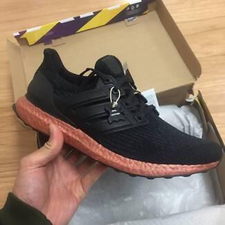 Adidas Ultra Boost 3.0 Tech Rust Copper US 10.5 / UK 10 (CG4086)