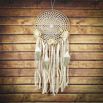 Wedding Boho Dream Catcher Dreamcatcher Wall Hanging Decoration Craft Ornament