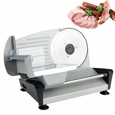 Elektrischer Allesschneider Brotschneidemaschine Aufschnittmaschine Edelstahl