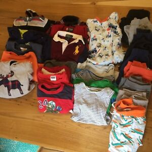 27 pieces of boys clothing