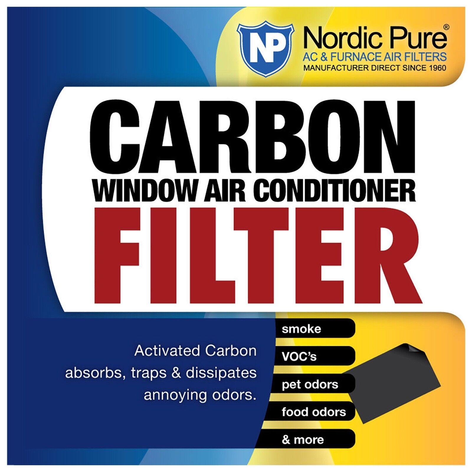 Window Air Conditioner AC Vent Filter Carbon Fiber Sheet Cut