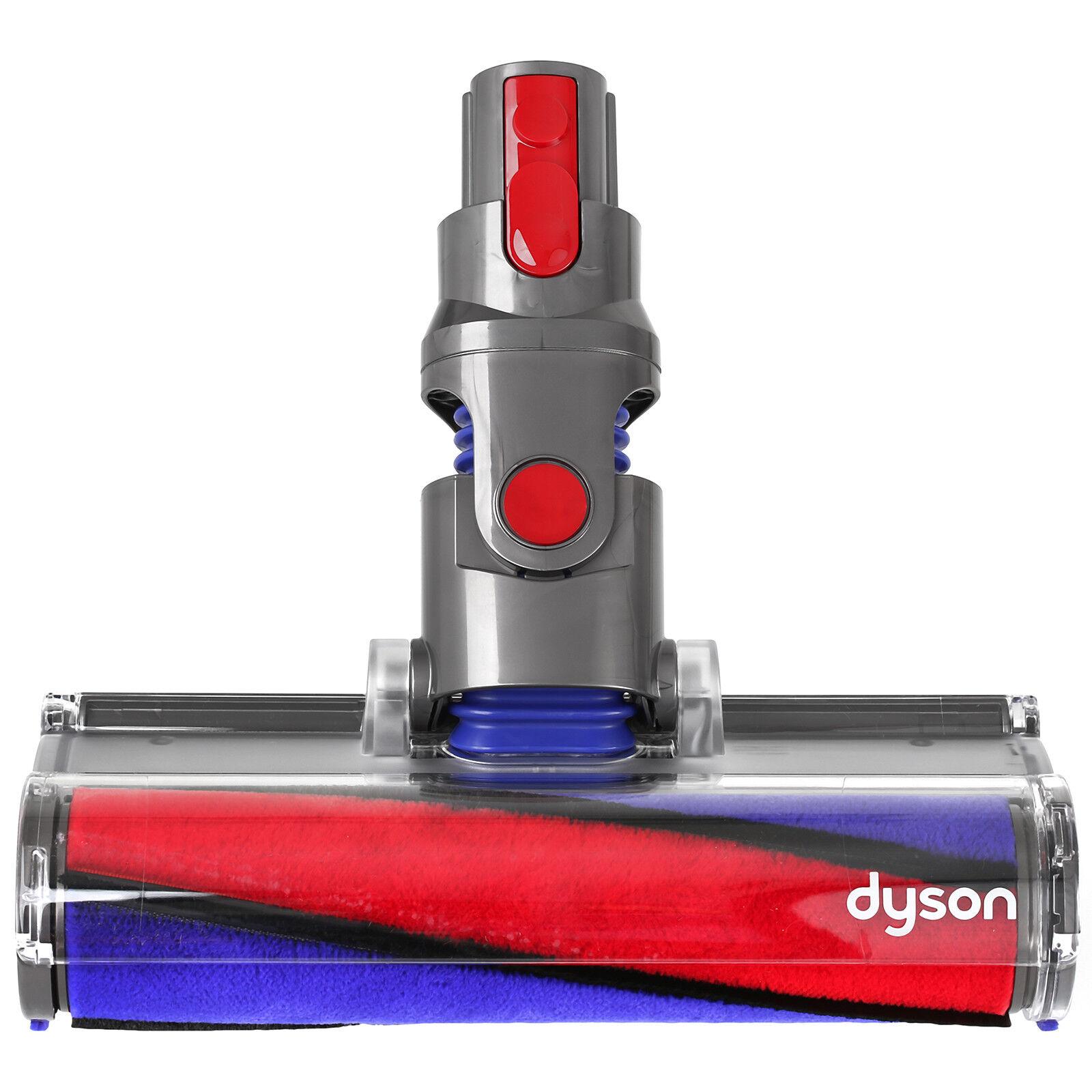 Genuine Dyson V7 Total Clean Red SV11 Vacuum Soft Roller Flo