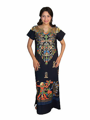 Cleopatra Pharao Kostüm Damen-Kaftan Faschingskostüm Karnevalskostüm - FK0059
