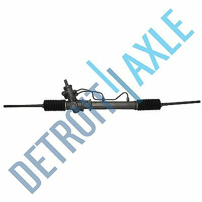 Complete Power Steering Rack and Pinion Assembly for Chevy Geo Toyota Corolla
