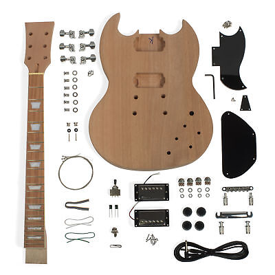 StewMac Build Your Own G-Style Electric Guitar Kit