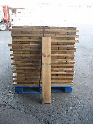 2 X 6 Wood Pallet Supports 40.5 Long 200 Pcs. Per Pallet Large Quantity