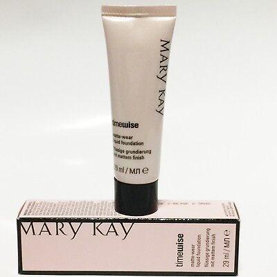 Wear Liquid Foundation (Mary Kay Time Wise Matt - Wear Liquid Foundation 29 ml, Neu)