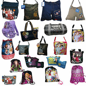 Disney-School-Bags-Girls-Boys-Messenger-Swimming-Satchel-Backpack-Pump ...