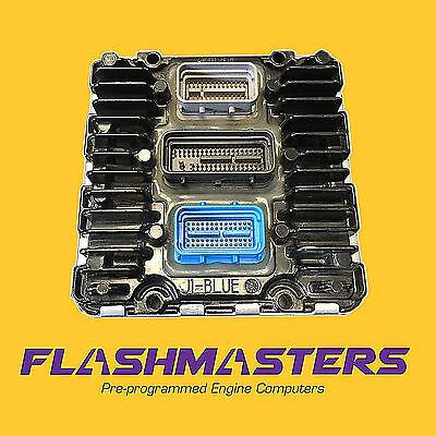 """2005-06 STS 4.6L  Engine computer 12576523  """"Programmed to your VIN"""" ECM PCM ECU"""