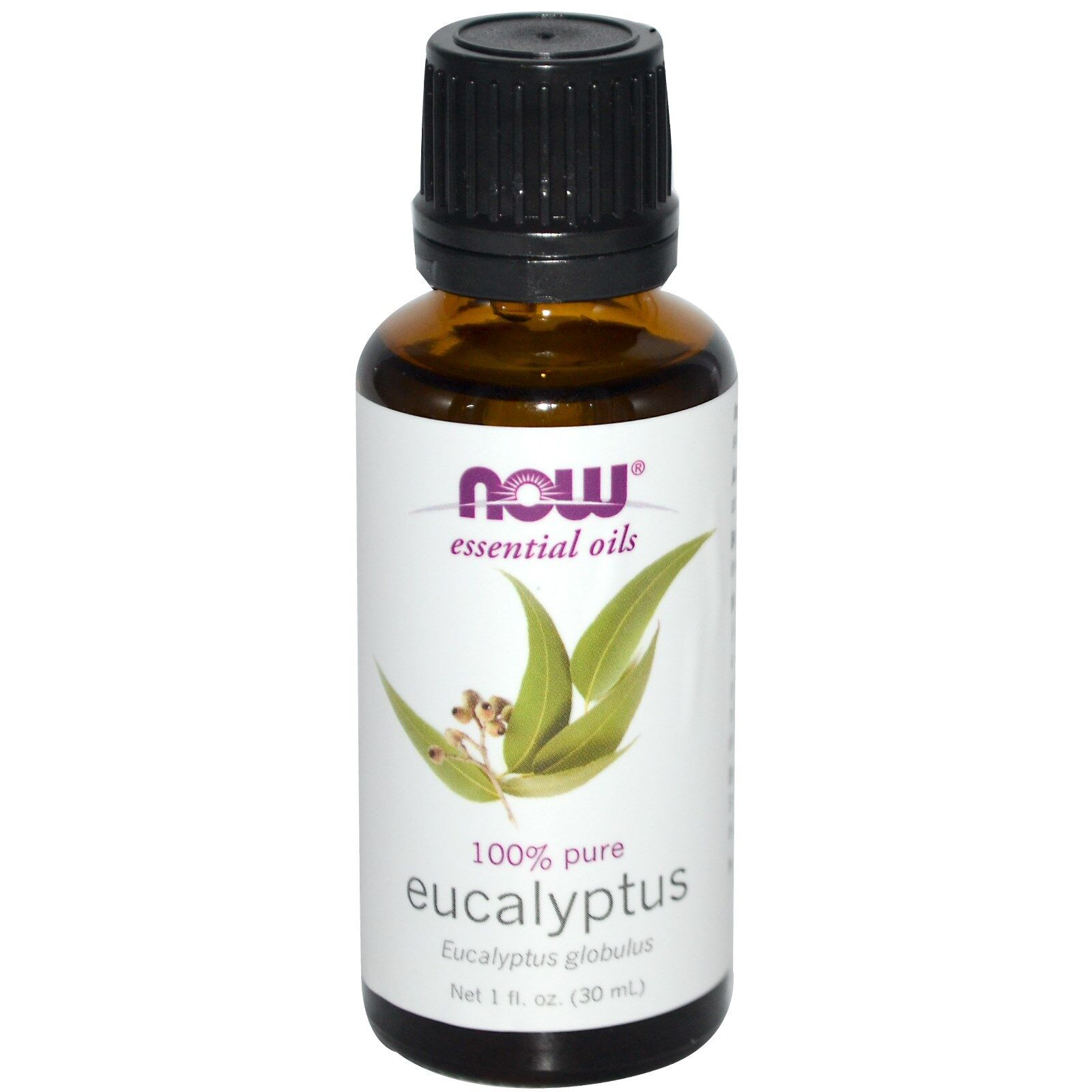 NOW Foods 1 oz Essential Oils and Blend Oils - FREE SHIPPING! Eucalyptus