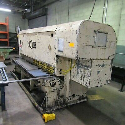 Atlantic Cost Cutter 10 x 1//4  Shear Instructions and Parts Manual