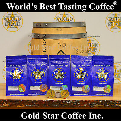World's Best Tasting Keurig K-Cup - Jamaica Blue Mountain Coffee from Gold (Best Tasting K Cup Coffee)