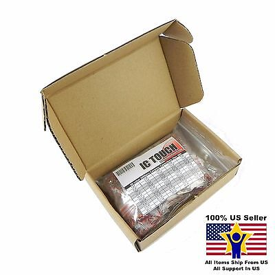 50value 2000pcs Ceramic Capacitors Disc 50v Assortment Kit Us Seller Kitb0021