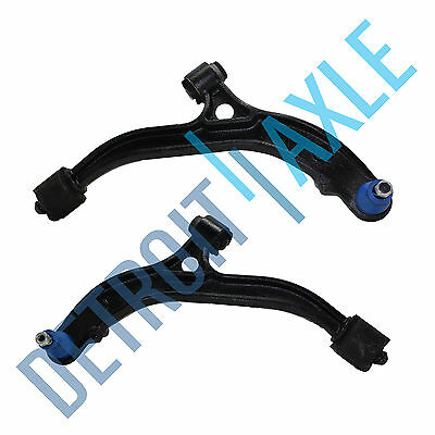 2pc Lower Control Arms 2001 2002 2007 Grand Caravan TownCountry Voyager Caravan
