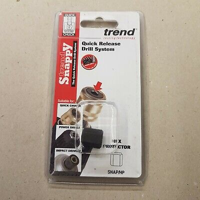 Trend SNAP/HP Snappy Hex Protector for 1/4in hex