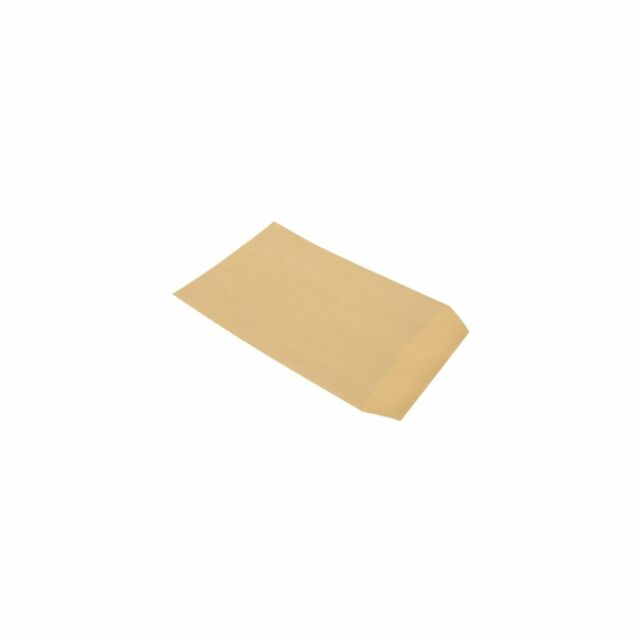 1 X WB C5 Envelopes Manilla Plain Pack Of 500 Letter Posting Mailing Easy Seal