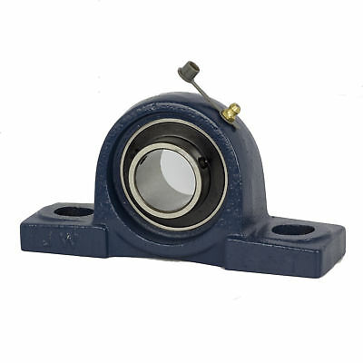 "UCP205-16 Pillow Block Bearing 1"" Bore 2 Bolt Solid Base (4PCS)"