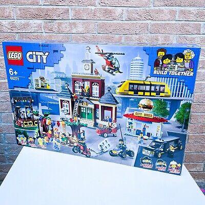LEGO CITY 60271 La Piazza Principale