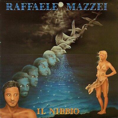 Raffaele Mazzei Il Nibbio 1984 DDD Records 26002 Italy RARE ITALIAN SOUL-POP LP