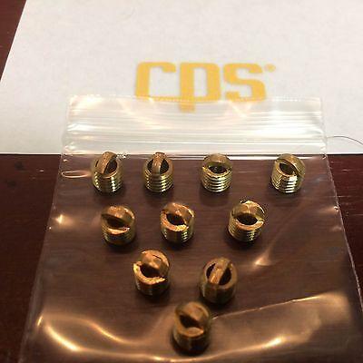 Cps Hxd 10 Set Of Ten Valve Core Depressors Refrigeration Hose End Depressors
