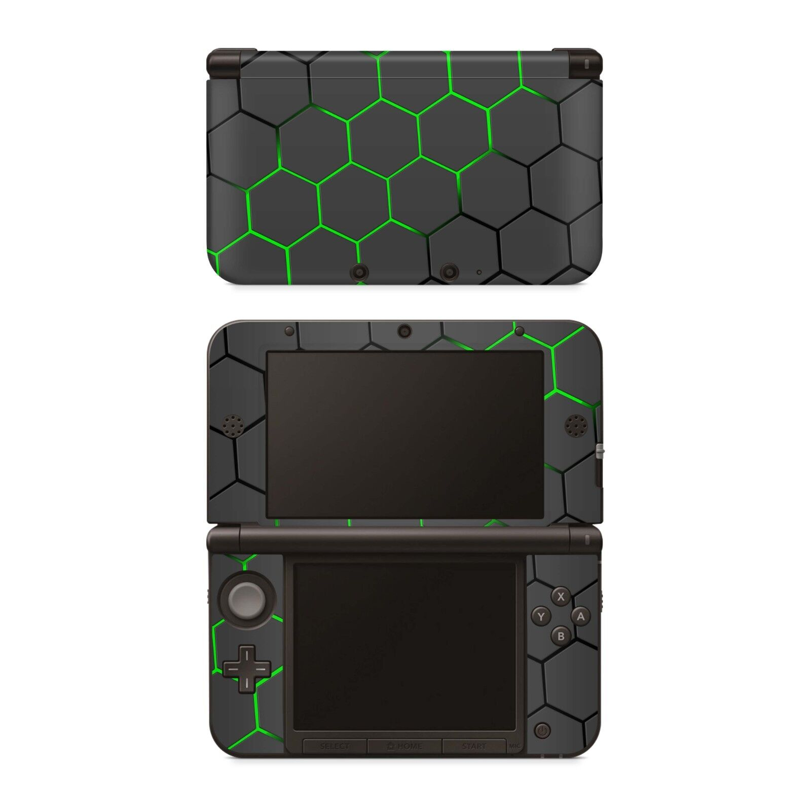nintendo 3ds skin test vergleich nintendo 3ds skin. Black Bedroom Furniture Sets. Home Design Ideas