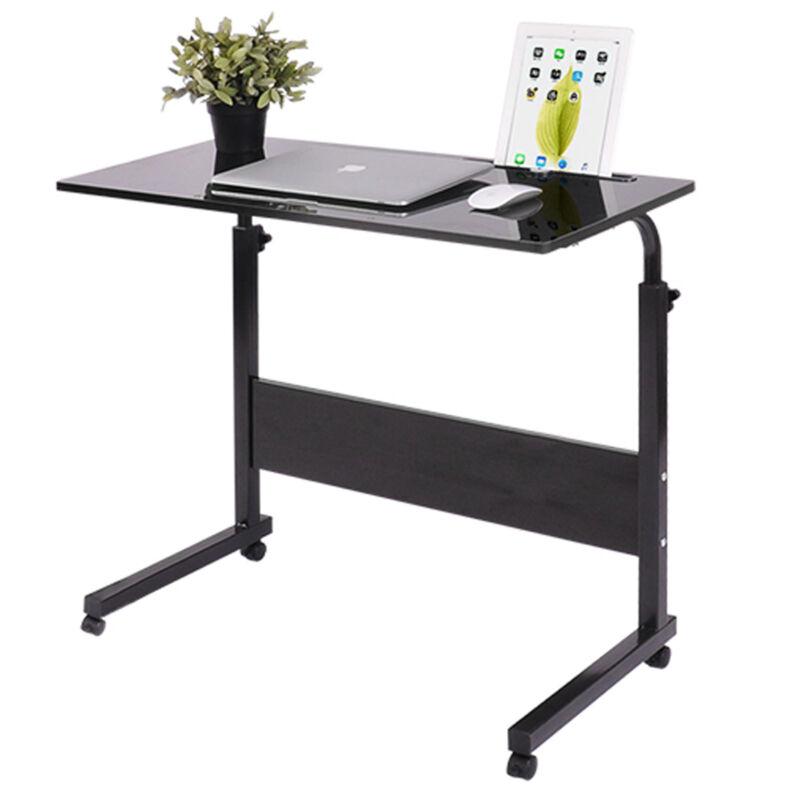 Notebook Desk Adjustable Portable Laptop Table Stand Lap