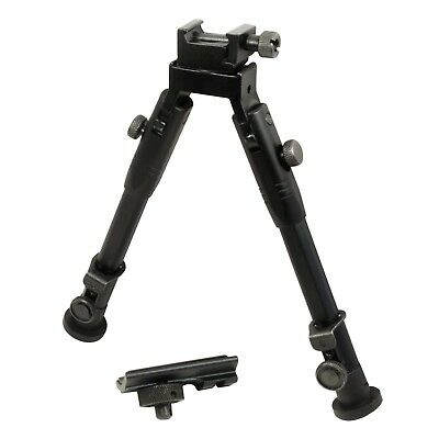 "9"" CCOP USA Tactical Hunting Rifle Picatinny Swivel Stud Mount Bipod BP-59S"