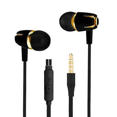 Super Bass In-Ear Kopfhörer Ohrhörer S9 Headset Earphone Headphone + Tasche Kopfhörer