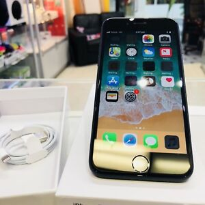 GOOD CONDITION IPHONE 7 128GB BLACK UNLOCKED TAX INVOICE WRTY Surfers Paradise Gold Coast City Preview