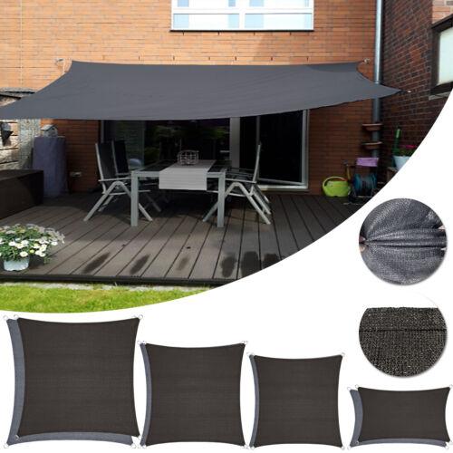 Balkon Sonnenschutzsegel Schattenspender HDPE Sonnenschutz UV Schutz Sonnensegel