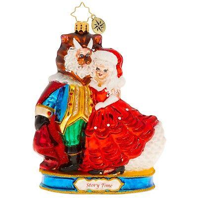 [NEW Christopher Radko LA BELLE OF THE BALL Christmas Ornament 1020472</Title]