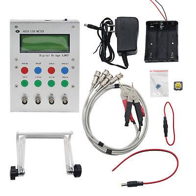 Auto Lcr Meter Digital Bridge Resistance Capacitance Inductance Esr Meter 0.3
