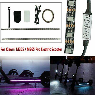 Tira de Luz LED Lámpara de Barra Para Xiaomi M365 / M365...