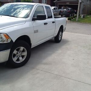 Take over my lease ram 1500 pick up