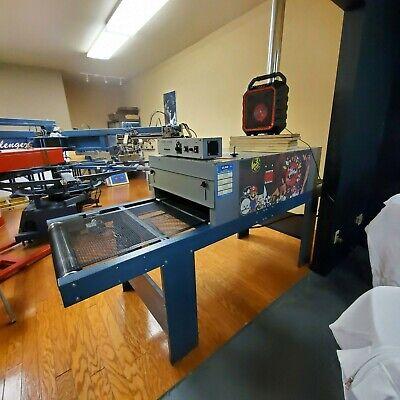 Curestar 4000 Infrared Conveyor Dryer
