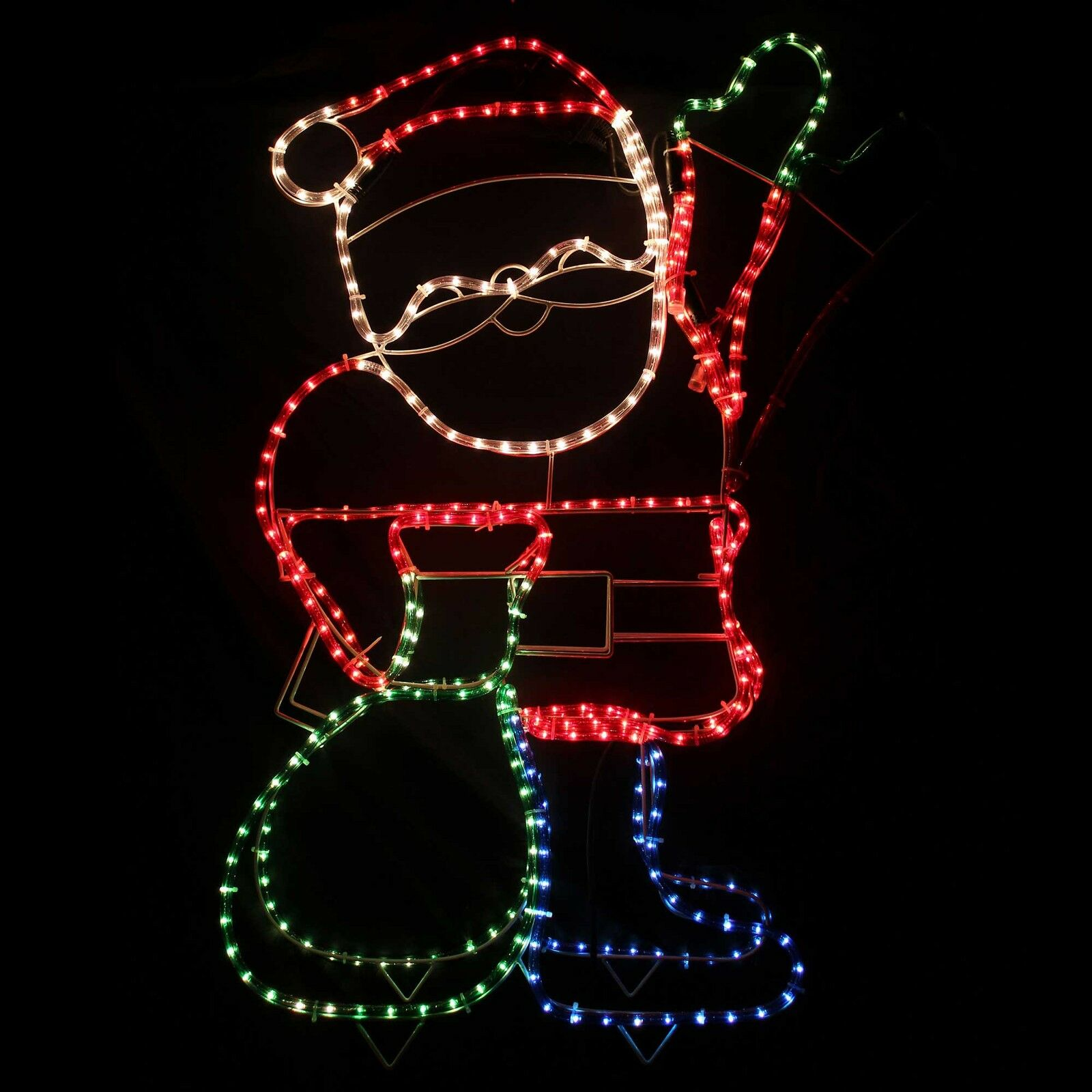 Christmas Lighted Decorations