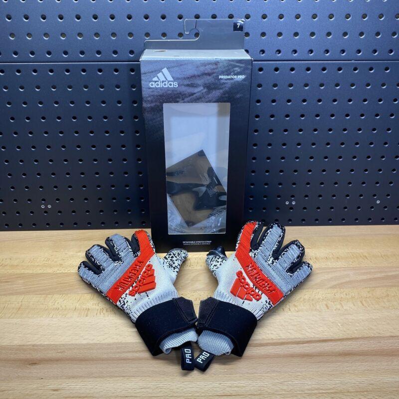 Adidas Predator Pro Goalkeeper Glove GK URG 2.0 Soccer Football DY2594 Size 7