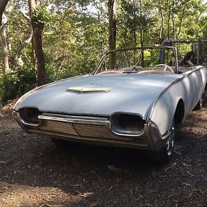 1961 Ford Thunderbird convertible Cooroy Noosa Area Preview