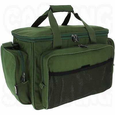 NGT 709 CARP COARSE FISHING TACKLE BOX INSULATED CARRYALL BAG WATERPROOF NEW